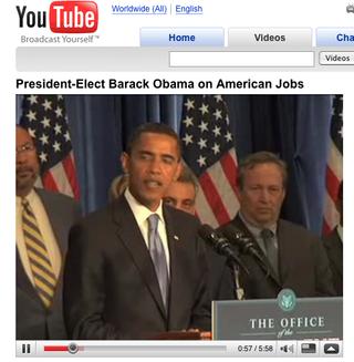 Obama-tube