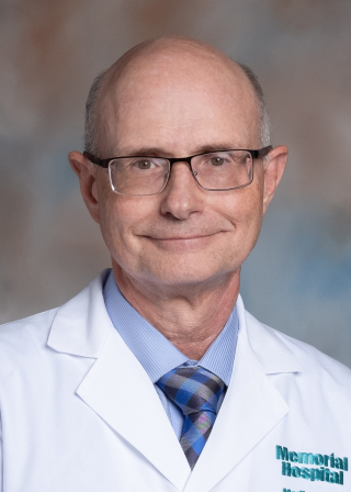 Memorial Physician Clinics Welcomes Dr. Robert Burns