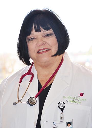 Dr. Melody Byram