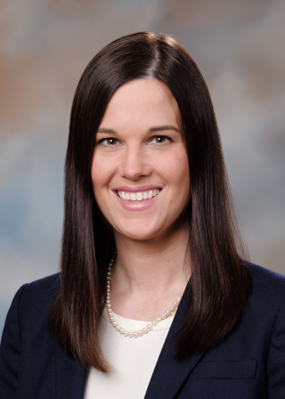 Aimee W. Robertson Named Memorial Hospital Foundation President